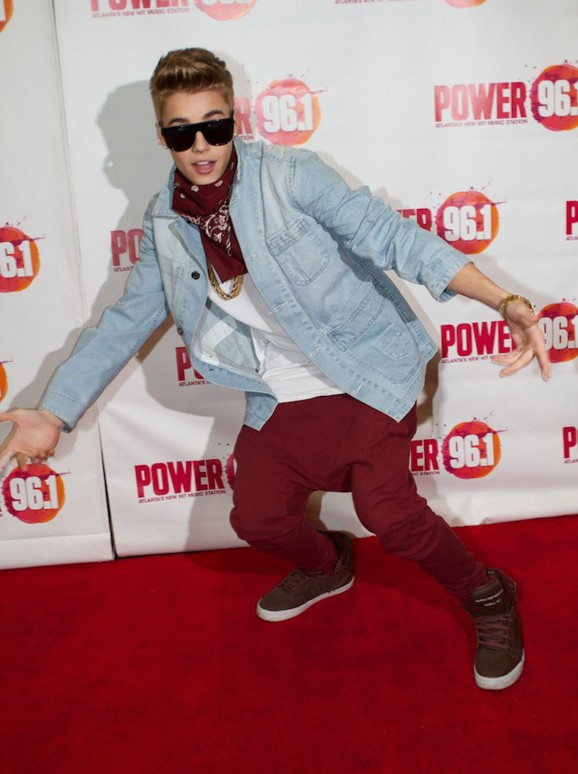 Power 96.1's Jingle Ball 2012 - Press Room